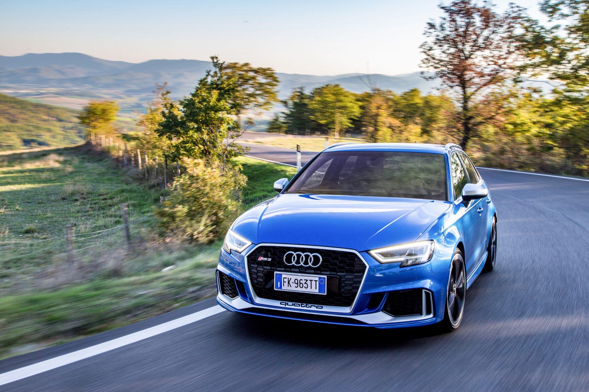 Audi Sport Road'n'Track RS 3