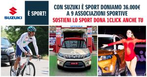 Suzuki è sport