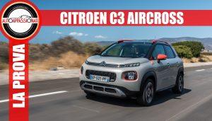 Prova Citroen C3 Aircross