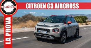 Nuova Citroen C3 Aircross | La video prova su strada