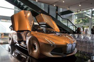BMW del futuro