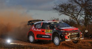 WRC in Spagna
