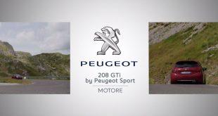Peugeot 208 GTi by Peugeot Sport Motore