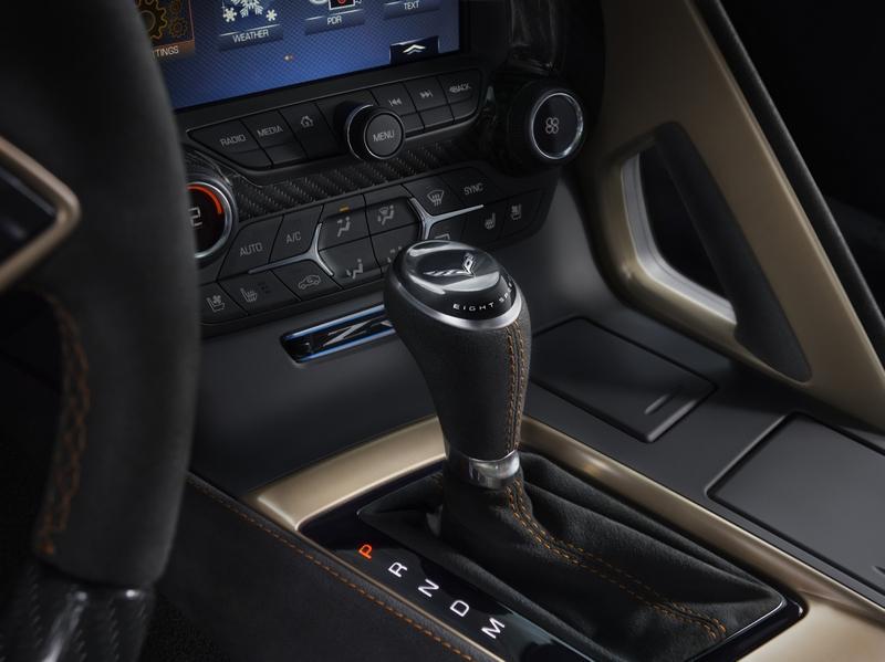 nuova Corvette ZR1