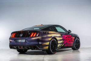 Mustang Need Ford Speed