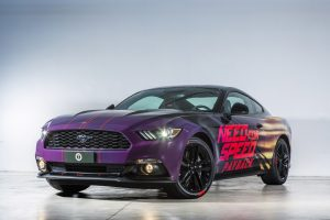 Mustang Need For Speed
