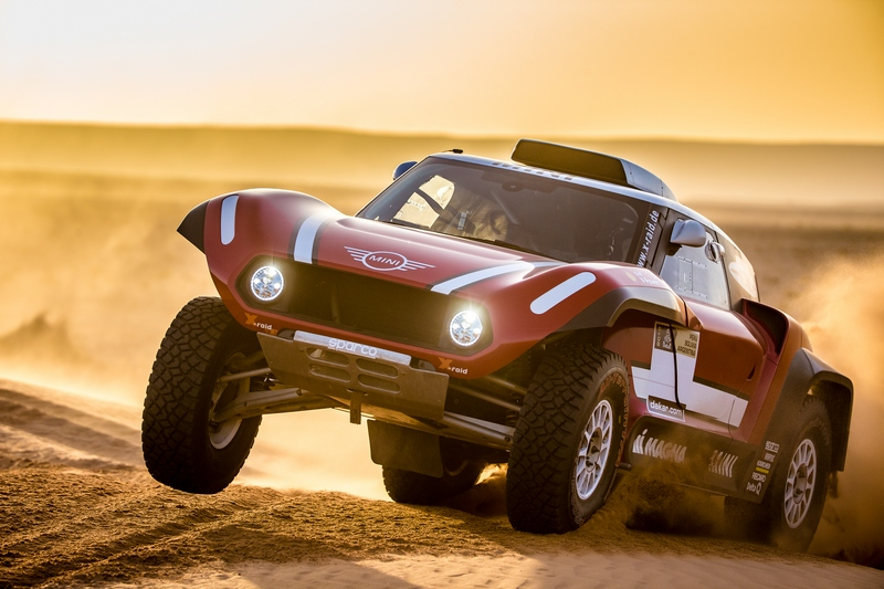 Mini alla Dakar