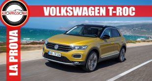 Volkswagen T-Roc | Video prova su strada