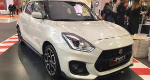 Suzuki al Motor Show