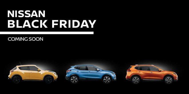 Black Friday Nissan
