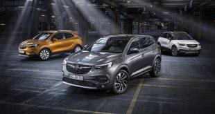 Opel nel 2017