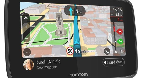 mappe Tomtom