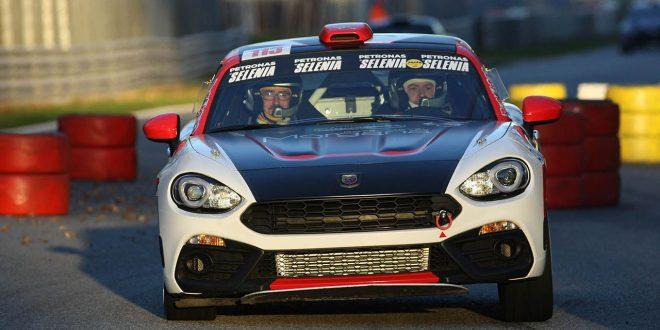 Abarth al Monza Rally Show