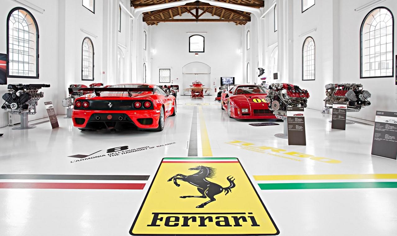 Musei Ferrari