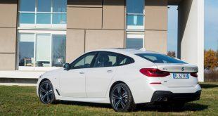 BMW Serie 6 GT | Prova su strada in anteprima