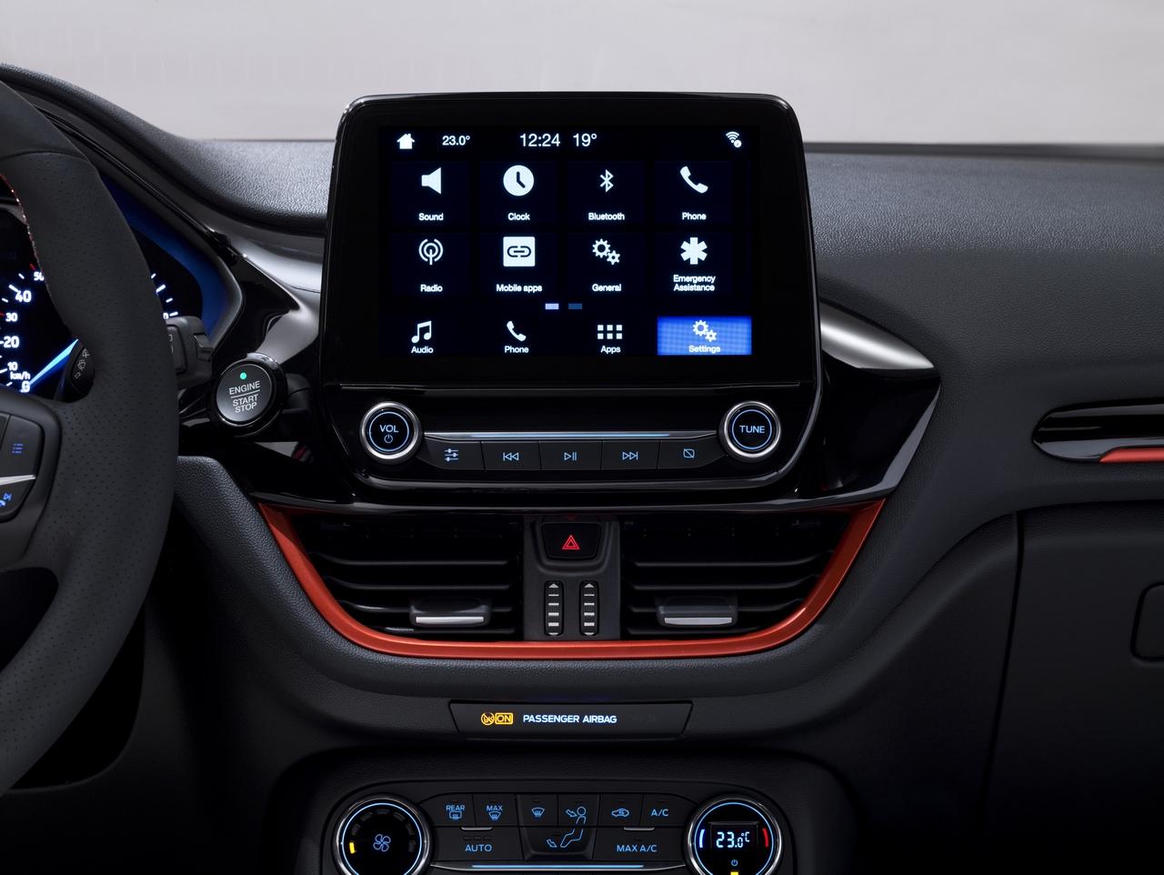 Ford Fiesta SYNC 3