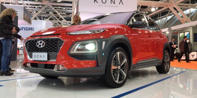 Hyundai al Motor Show