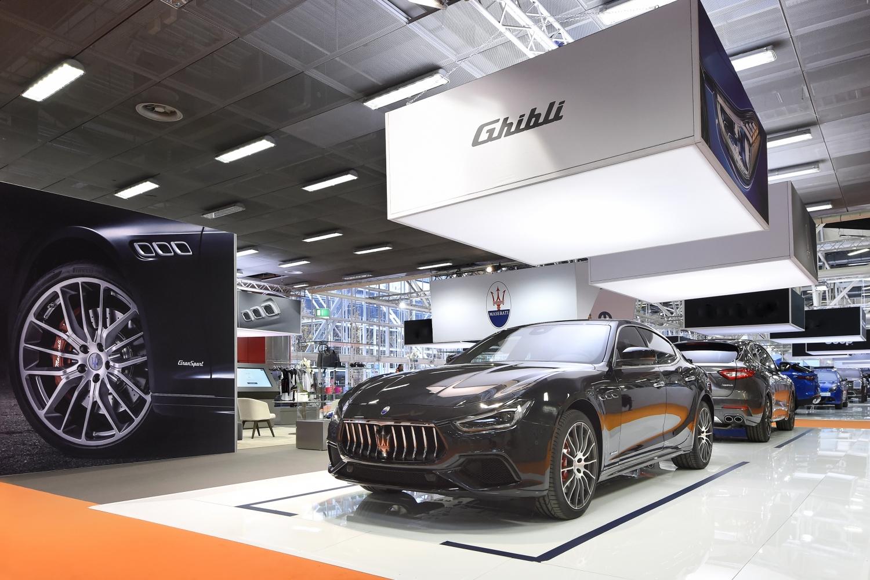 Maserati al Motor Show