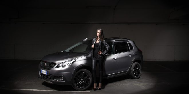 Peugeot 2008 missione 008