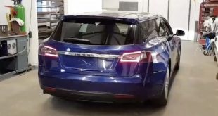 model S station wagon