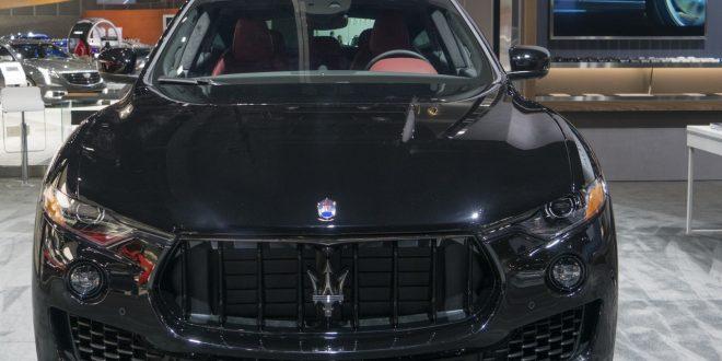 Maserati in California