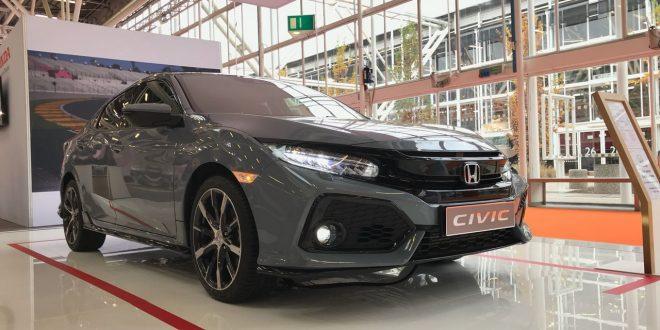 Honda al Motor Show