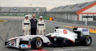 Sauber C30 Formula 1 comprata con i Bitcoin