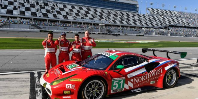qualifiche 24 ore di Daytona
