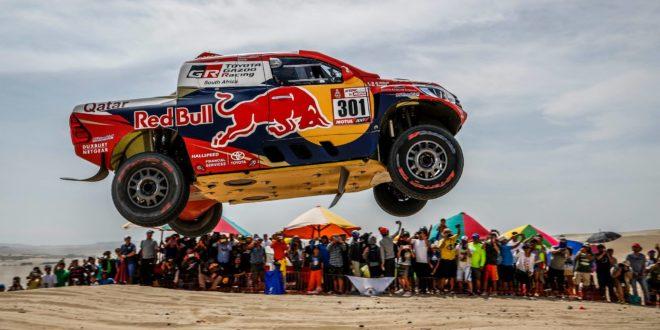 Toyota Hilux - Dakar 2018 Tappa 1