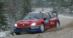 Citroen Racing Xsara WRC