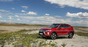 Mitsubishi Eclipse Cross | Prova su strada in anteprima