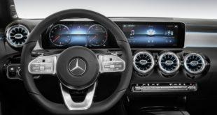 Mercedes al CES 2018