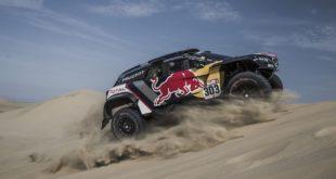 terza tappa della Dakar