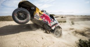 Dakar tappa quattro