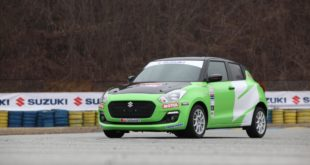 Suzuki Swift RS | Prova in pista