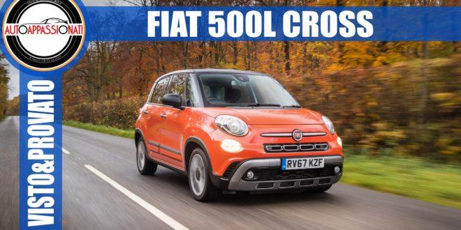Fiat 500L Visto & Provato