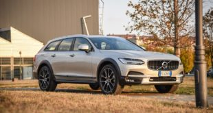 Volvo V90 Cross Country | Prova su strada
