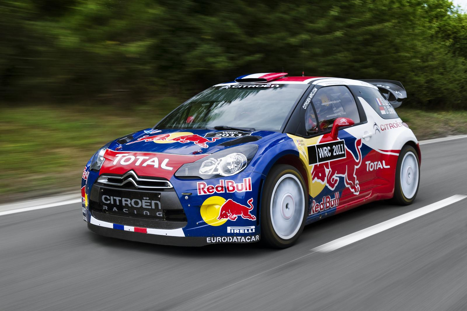 Citroen Racing DS3 WRC