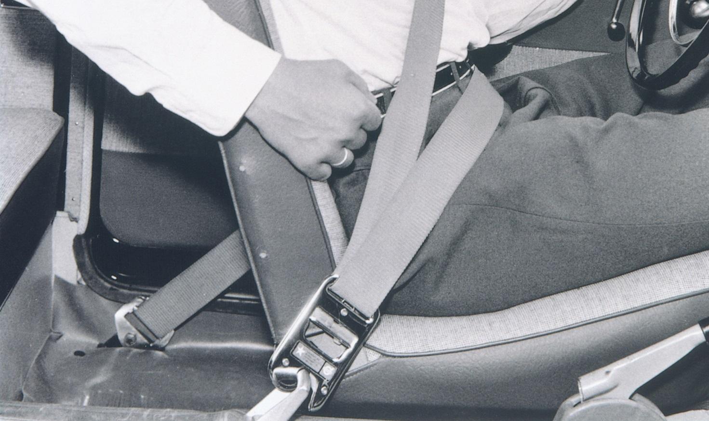 cinture di sicurezza