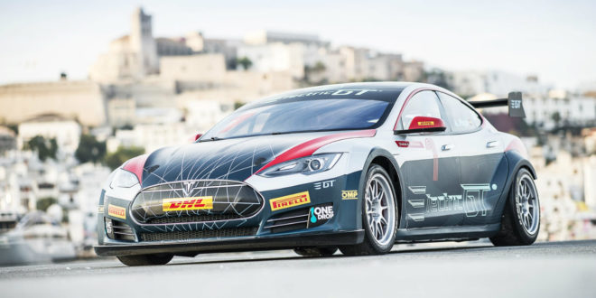 Electric GT Racing Series