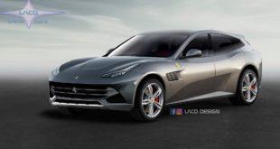 SUV Ferrari FUV