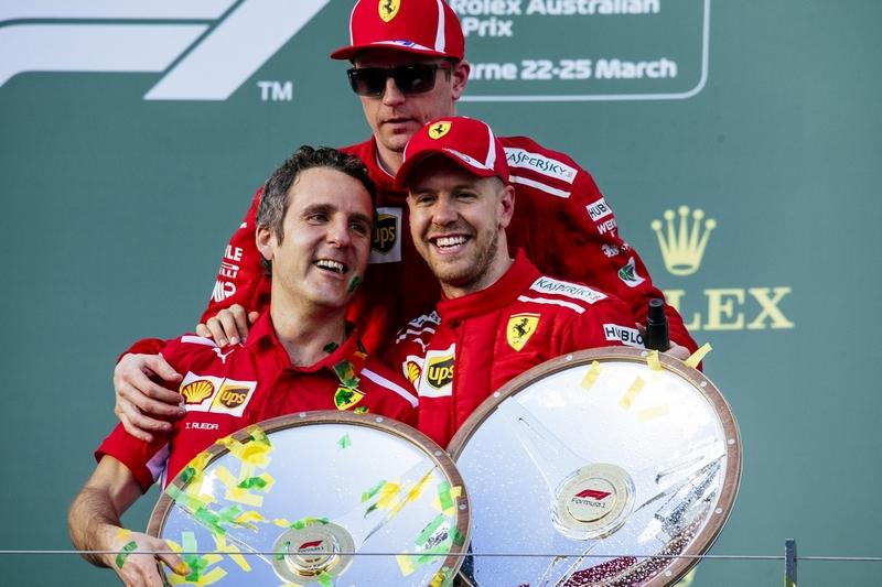 vittoria di Vettel