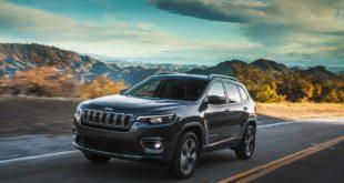 Nuova Jeep Cherokee al Salone di Ginevra 2018