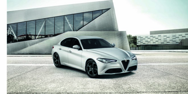 Giulia Tech Edition