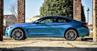 BMW 440i prova