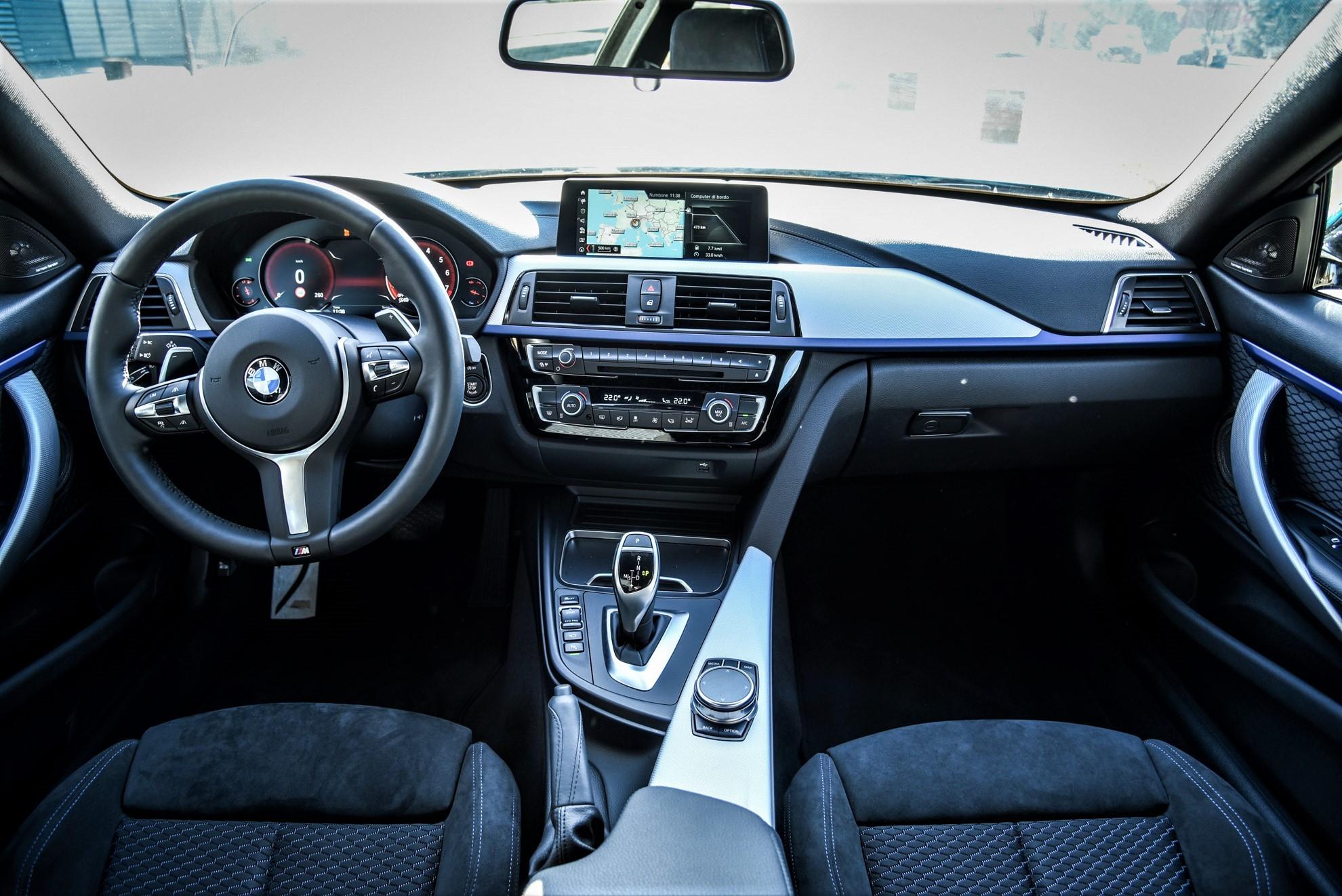 BMW 440i interni