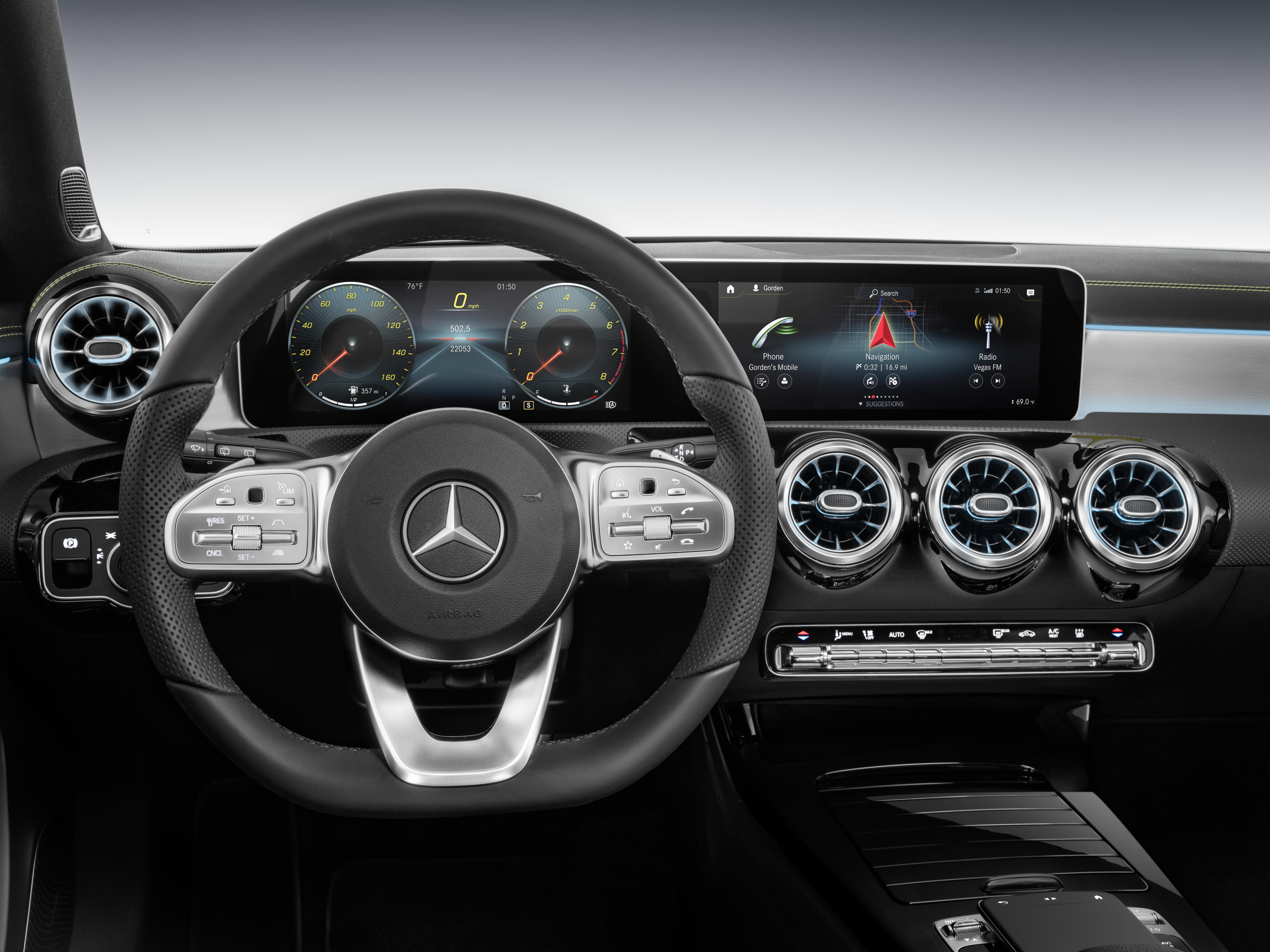 Mercedes Classe A 2018 prezzi listino