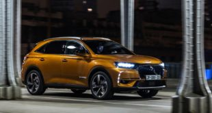 DS 7 Crossback DS Safety