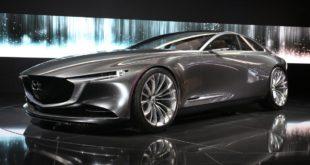 Mazda Vision Coupè