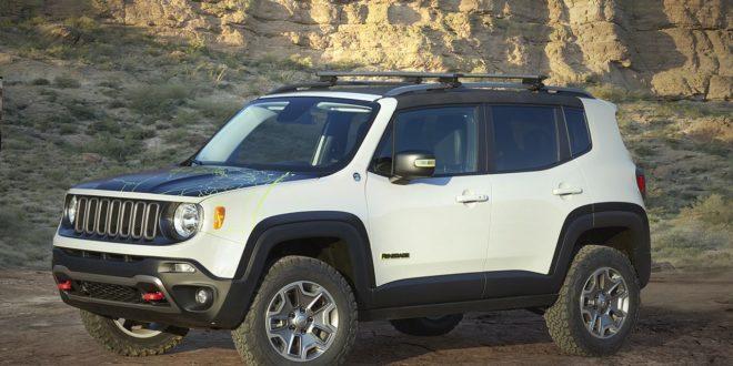 Jeep Renegade Commander